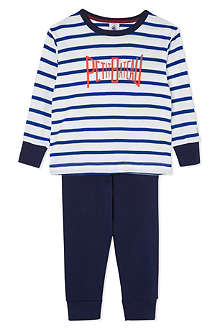 PETIT BATEAU Sailor pyjama set 2-12 years