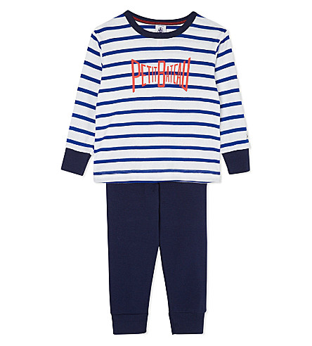 PETIT BATEAU Sailor pyjama set 2-12 years (Multicolor