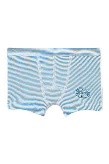 PETIT BATEAU Striped boxers 2-12 years