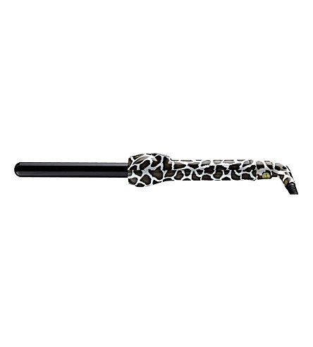 JOSE EBER Giraffe print 19mm curling iron