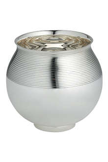 ERCUIS Silver-plated ice bucket