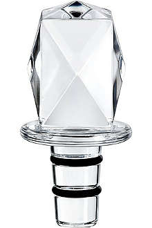 BACCARAT Crystal bottle stopper