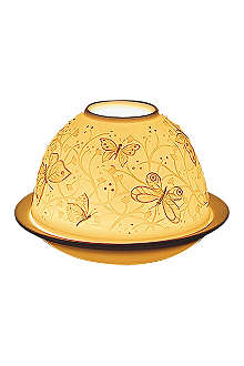 BERNARDAUD Butterflies votive candle