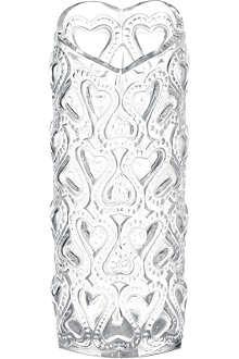 LALIQUE Amour vase 20cm
