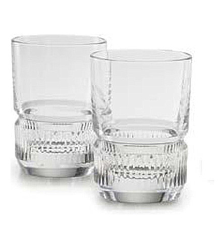 RALPH LAUREN HOME Broughton set of 4 vodka glasses
