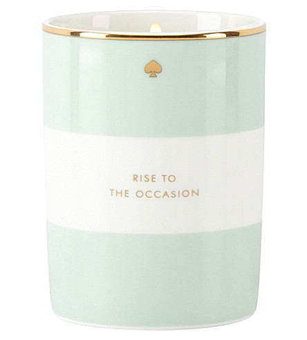 KATE SPADE Rise to the Occasion scented candle 294g