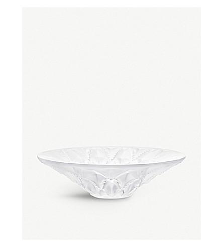 LALIQUE 中水晶碗 (清