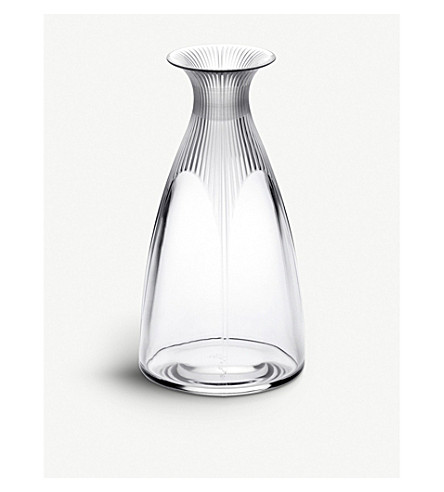 LALIQUE 100 Points carafe (Clear