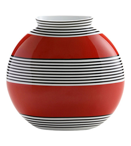 MISSONI HOME Full moon porcelain vase