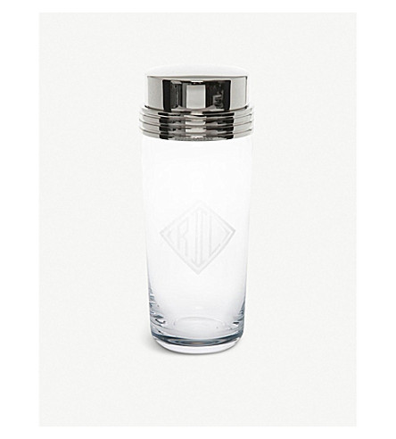 RALPH LAUREN HOME Bentley cocktail shaker