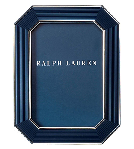 RALPH LAUREN HOME Meyer photo frame 8