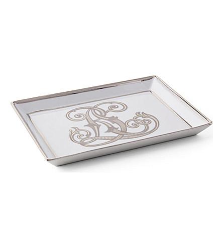 RALPH LAUREN HOME Victoria porcelain trinket tray