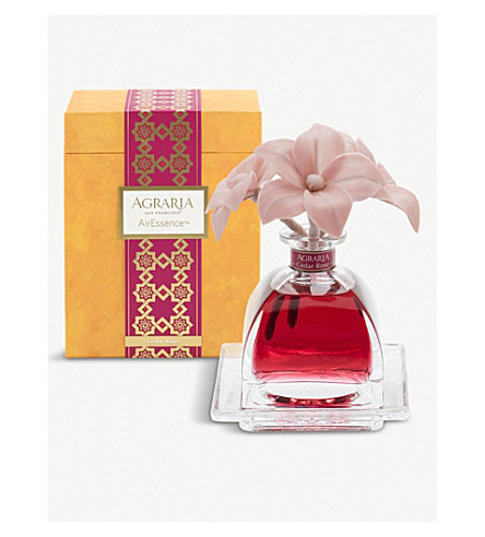 THE WEDDING SHOP Cedar Rose AirEssence scent diffuser 218ml