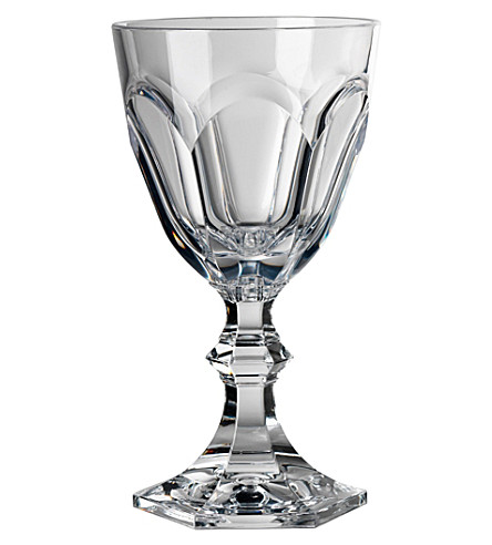 MARIO LUCA GIUSTI Dolce vita high acrylic wine glass