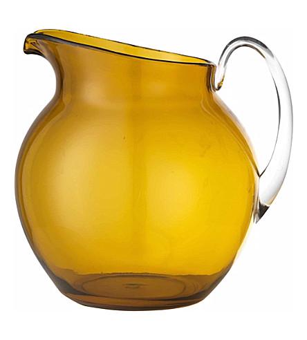 MARIO LUCA GIUSTI Paller pitcher acrylic jug 3l