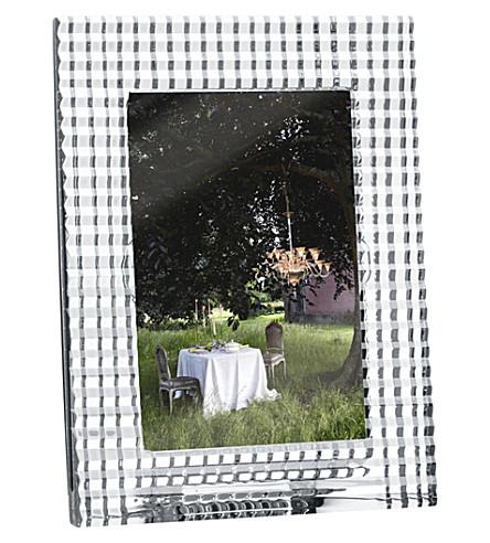 BACCARAT Eye crystal glass photo frame