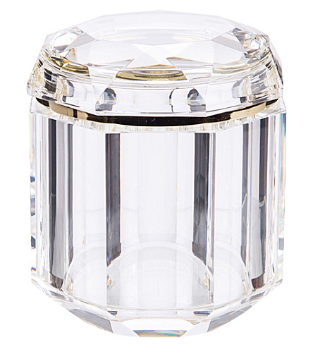 RALPH LAUREN HOME Leigh crystal jar