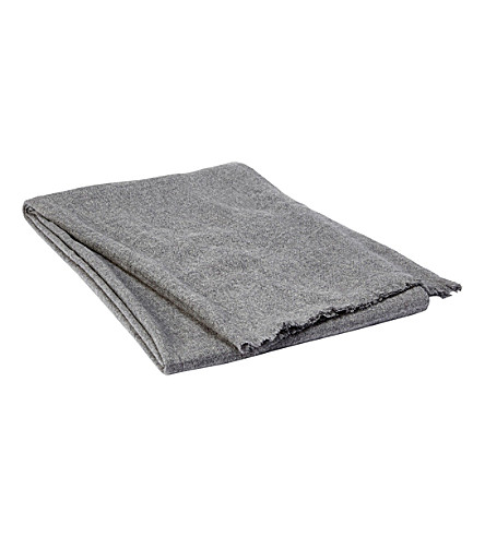 RALPH LAUREN HOME Everett cashmere blanket