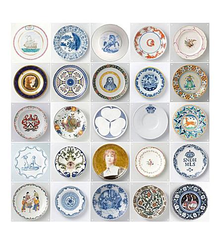 IXXI Rijksmuseum Plates wall print small