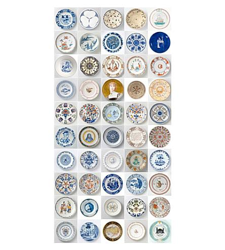 IXXI Rijksmuseum Plates wall print large