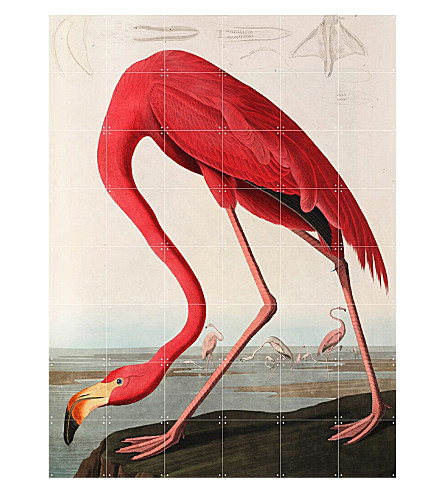 IXXI American Flamingo wall print large
