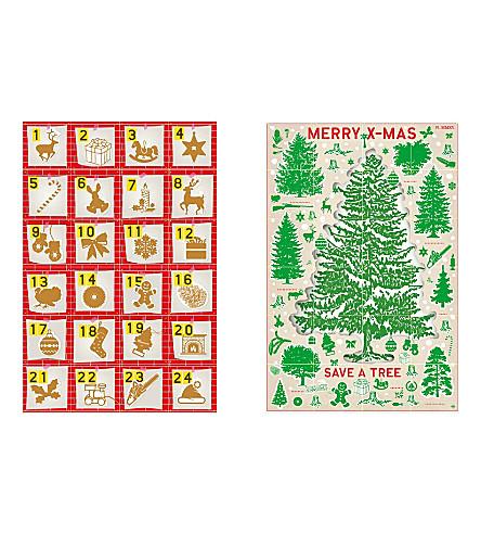 IXXI Studio BOOT Christmas advent calendar