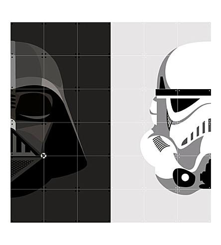 IXXI Storm Trooper and Darth Vader wall print