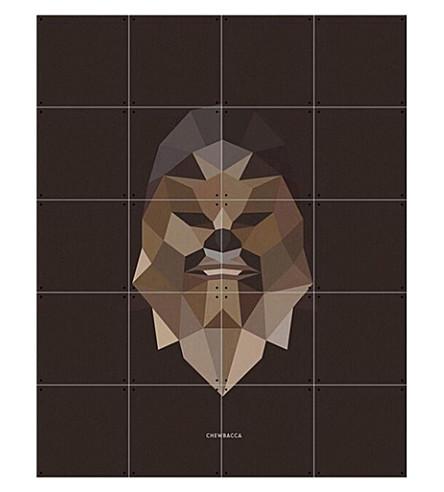 IXXI Star Wars Chewbacca wall print 100cm x 80cm