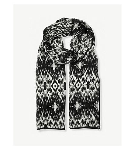 BEATRICE JENKINS Galena silk-chiffon scarf