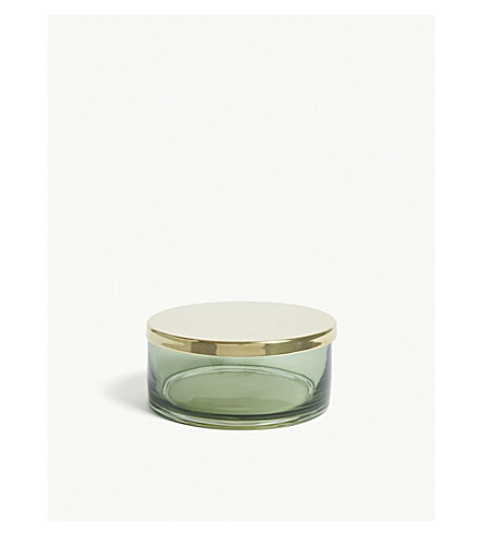 AYTM Tota large cylinder glass jar