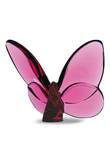 BACCARAT Lucky butterfly ornament