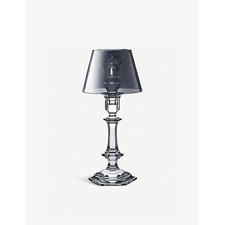 BACCARAT Our Fire silver candlestick (Silver