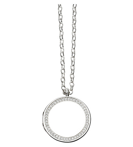 ASTLEY CLARKE Medium cosmos locket