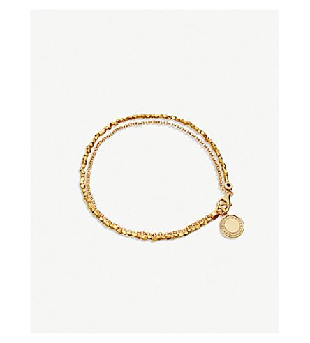 ASTLEY CLARKE Cosmos Biography bracelet (Yellow+vermeil