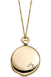ASTLEY CLARKE Astley 18ct gold locket