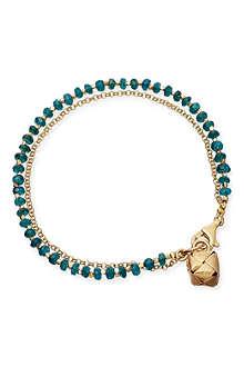 ASTLEY CLARKE Little Parcel apatite friendship bracelet