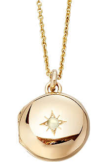 ASTLEY CLARKE Little Astley 18ct gold locket
