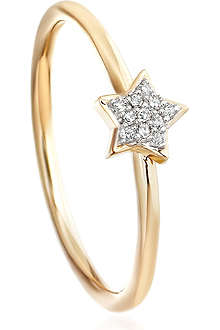 ASTLEY CLARKE A Little Light 14ct gold diamond ring