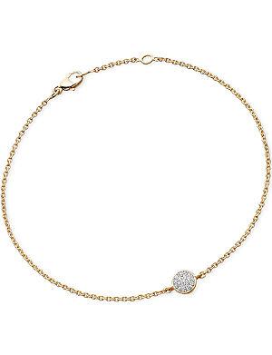 ASTLEY CLARKE A Little Muse 14ct gold diamond bracelet