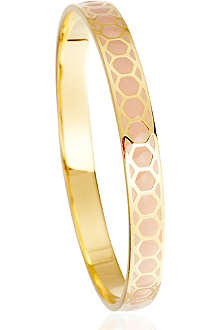 ASTLEY CLARKE Honeycomb bangle