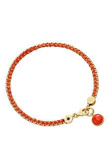 ASTLEY CLARKE Rebel Rebel coral bracelet