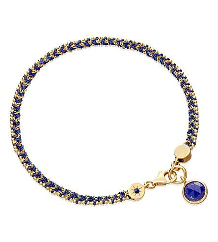 ASTLEY CLARKE Jean Genie lapis bracelet (Blue
