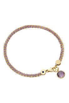 ASTLEY CLARKE Modern Love amethyst bracelet