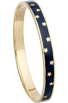 ASTLEY CLARKE Midnight Starshower 18ct gold vermeil bangle