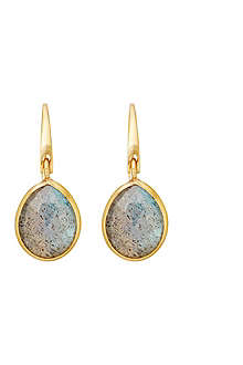 ASTLEY CLARKE Stilla labradorite drop earrings