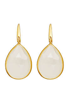 ASTLEY CLARKE Large stilla moonstone earrings