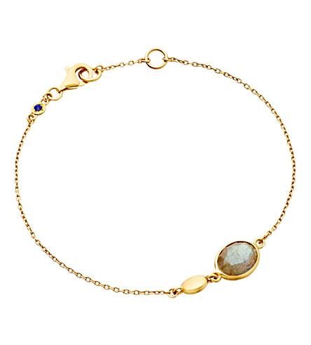 ASTLEY CLARKE Labradorite cadenza bracelet (Gold, grey