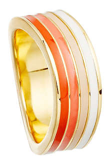 ASTLEY CLARKE California Dreams 18ct gold wave ring