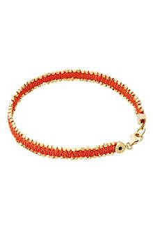 ASTLEY CLARKE Red nugget bracelet