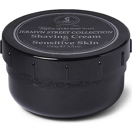 TAYLOR OF OLD BOND STREET Jermyn Street shaving cream bowl 150g